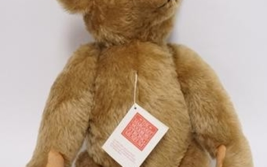 STEIFF LARGE JOINTED TEDDY BEAR MARGARET STRONG EDITION