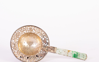 a lot of antique, Chinese, republic period, silver items