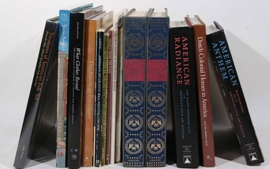 Books on Folk Art, Architecture, and Clothing