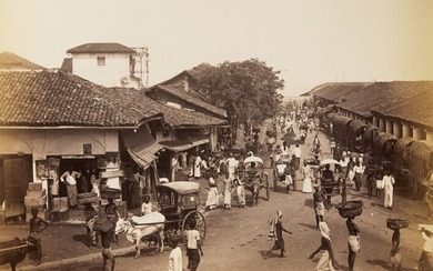CEYLON | Album of photographs, [1880s-90s]