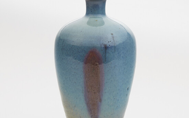 Chinese Junyao Porcelain Vase Ex Beatty Coll.