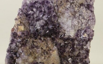 DOGTOOTH AMETHYST CLUSTER