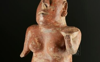 Huge Jalisco Redware Nude Woman, ex-Hollywood