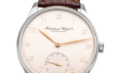 IWC, REF. 5441, PORTUGUESE, LIMITED JUBILEE EDITION, STEEL