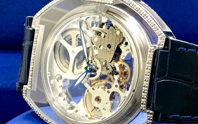 Krieger - Mystery Limited Edition 1000 Diamonds- G5100D.1A.C masterpiece collection51mm- Unisex - 2011-present