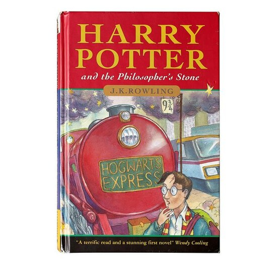 ? Rowling, J.K. Harry Potter and the Philosopher's