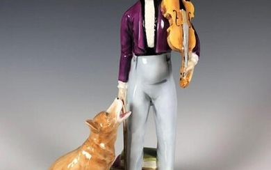 """Royal Doulton figurine """"The Young Master"""""""