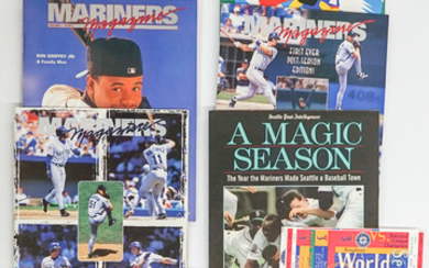 Seattle Mariners Post Season Programs and Tickets