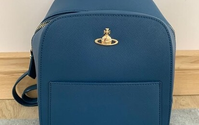 Vivienne Westwood - New - Leather - Small Backpack