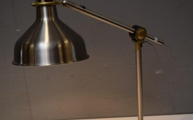 A CONTEMPORARY TABLE LAMP (59 CM H) (LEONARD JOEL DELIVERY SIZE: SMALL)