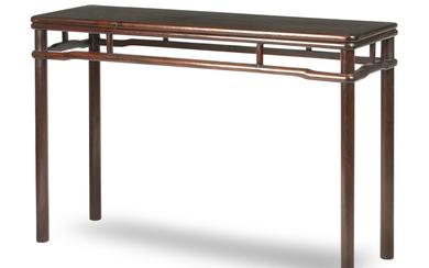 A Ming-style altar table