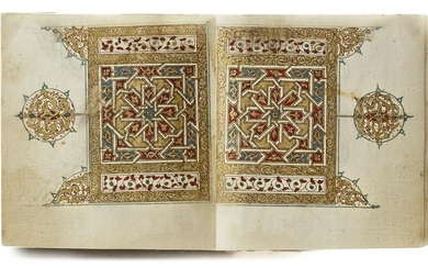 AN ILLUMINATED COLLECTION OF PRAYERS, INCLUDING