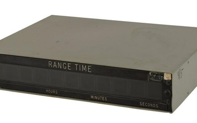 Air Force Launch Rangetime Operations Clock
