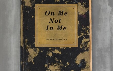 Harland Miller, On Me Not In Me