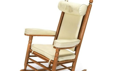 John F. Kennedy Replica Rocking Chair by Larry Arata