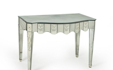MODERNIST STYLE CONSOLE