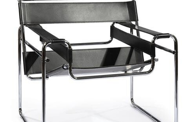 """Marcel Breuer for Knoll """"Wassily"""" Lounge Chair"""