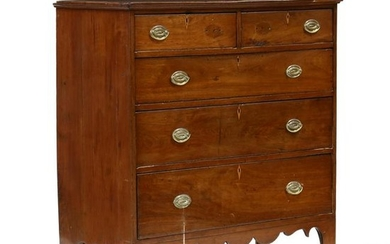 North Carolina Federal Chest of Drawers