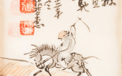 13 Chinese Paintings