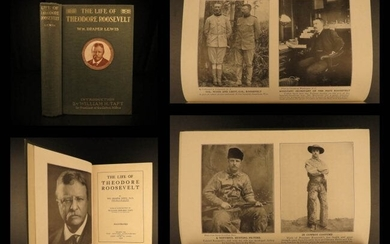 1919 Life of Theodore Roosevelt American President