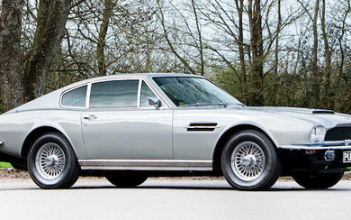 1972 Aston Martin AM Vantage, Registration no. PUA 284L Chassis no. AM/6035/RA
