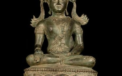 19th Century Chiang Saen Enlightenment Buddha