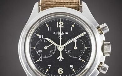 A GENTLEMAN'S STAINLESS STEEL BRITISH MILITARY ROYAL