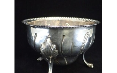 A George III, Irish silver sugar bowl, Dublin circa 1773 mar...