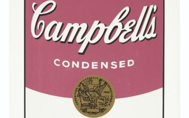 ANDY WARHOL (1928-1987), Vegetable, from Campbell's Soup I