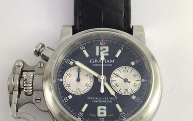Graham - Chronofighter Automatic - 2CFAS - Men - 2000-2010