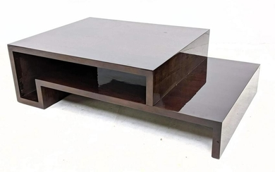 Lorin Marsh Lacquered Coffee Table. Decorator Lacquered