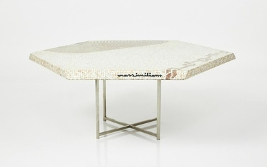 Massimiliano Beltrame, Inlaid Coffee Table