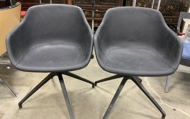Pair STUDIO TK KUSKOA BI Swivel Chairs