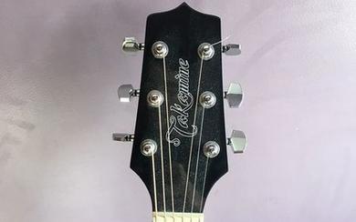 Takamine - GCD30CE BLK - Electro-Acoustic Guitar - France