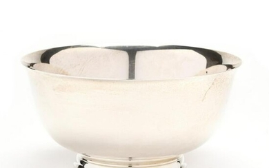 Tiffany & Co. Sterling Silver Revere Bowl