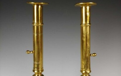 18th Century GEORGIAN Candle Sticks