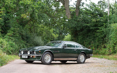 1978 Aston Martin V8 'Oscar India' Sports Saloon, Registration no. XYT 795T Chassis no. V8/SOR/12039