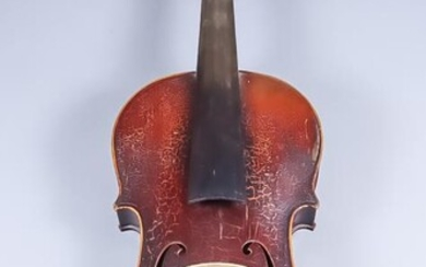 A German Full Sized Violin, Late 19th/Early 20th Century,...