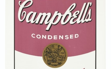 ANDY WARHOL (1928-1987), Beef Consommé, from Campbell's Soup I