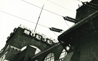 "Alexander Rodchenko (1891-1956) ""MOGES, Electric Power Station"", 1929/..."