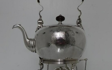 Antique Early 18th Century George II Sterling Silver