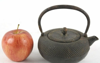 CHINESE ANTIQUE BRONZE WATER POT