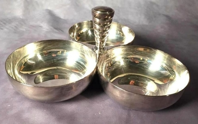 Christofle Silver Plated Nut/Candy Dish