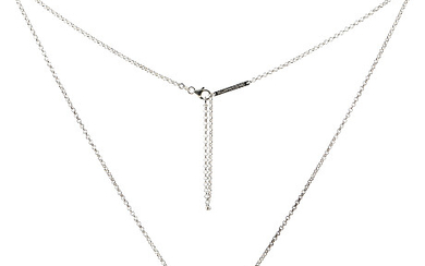 David & Martin Stockholm Necklace Sterlingsilver David & Martin Stockholm Halsband Sterlingsilver