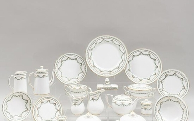 Hammersley Porcelain Breakfast Service