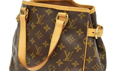 LOUIS VUITTON 'BATIGNOLLES PM' MONOGRAM HANDBAG