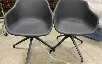 Pair STUDIO TK Kuskoa Bi Lounge Chairs