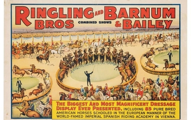 Ringling Brothers and Barnum & Bailey. Magnificent