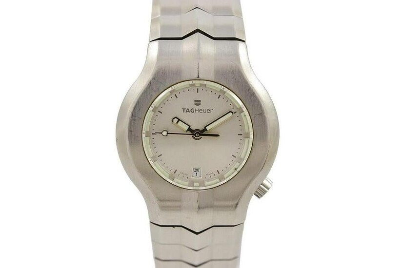Tag Heuer Alter Ego WP1311 Quartz Stainless Steel