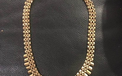 18 kt. Gold - Necklace, Necklace